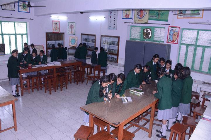 K C M School-Biology Lab