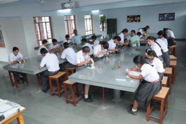 K D B Public School-Biology Lab