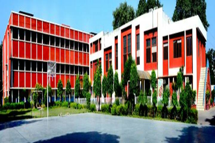 K D B Public School-Campus View