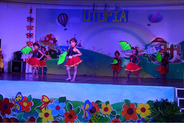 K D B Public School-Dance