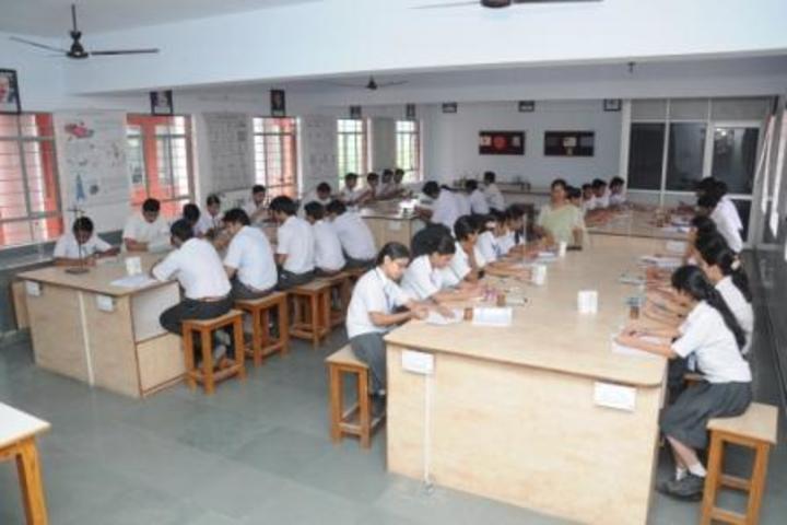 K D B Public School-Physics Lab