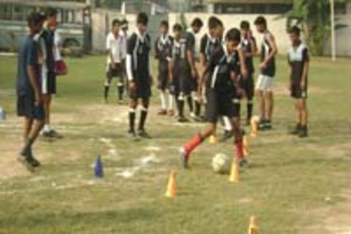 K D B Public School-Sports