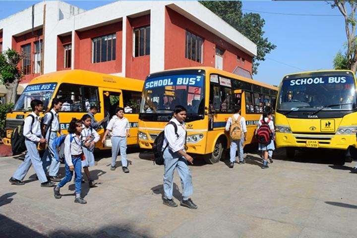 K D B Public School-Transport