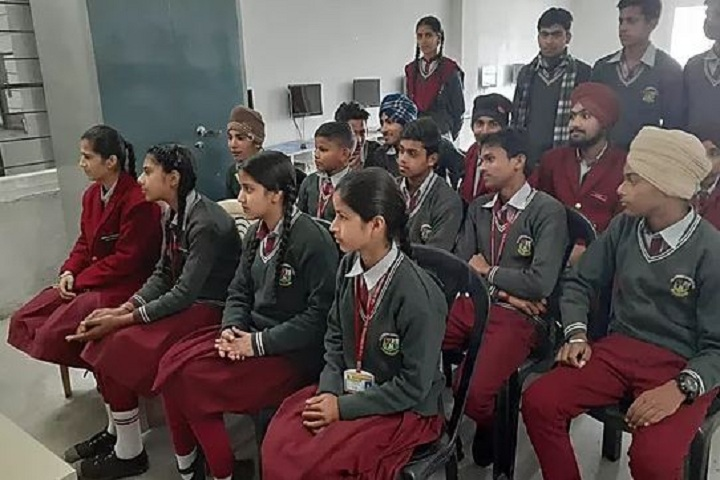 K D International School-Class room