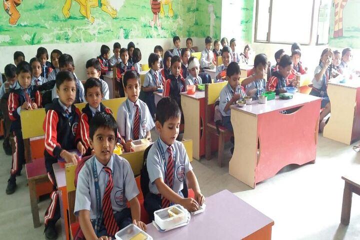 K D International School-Classroom