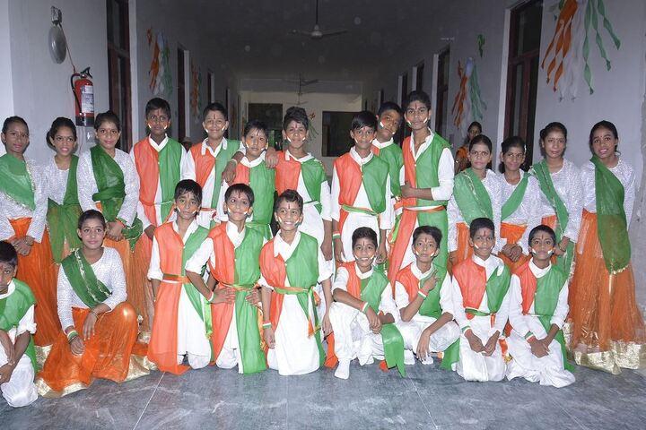 K D International School-Independence Day