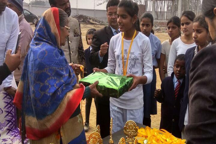 K D International School-Prize Distribution