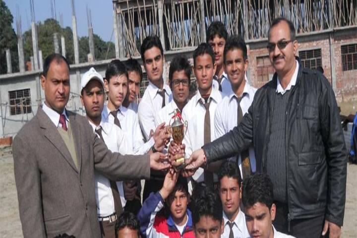 K K Public School-Achievement