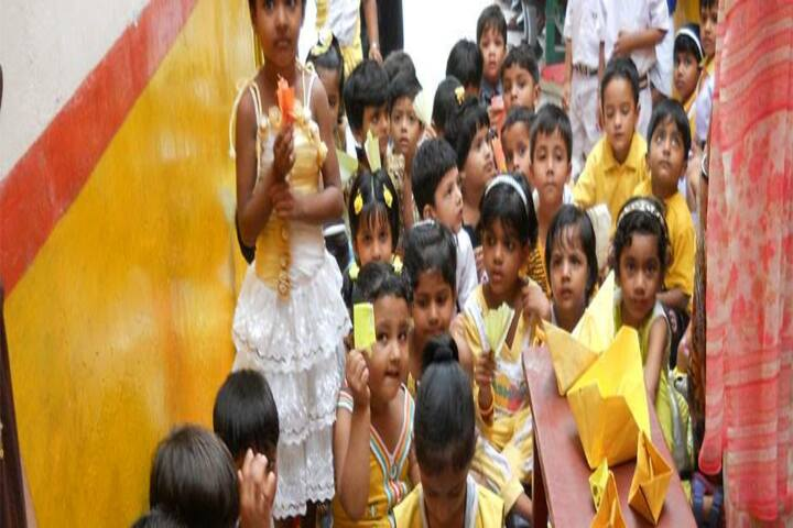 K K Public School-Activity