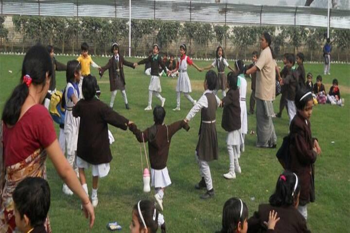 K K Public School-Play Ground