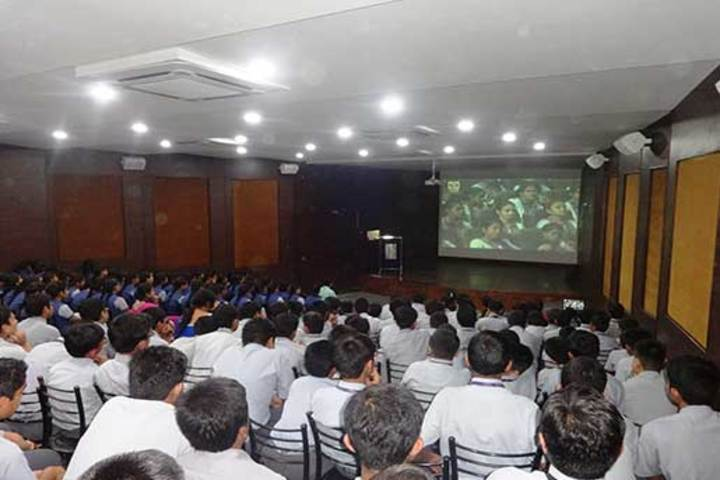 K L International School-Auditorium