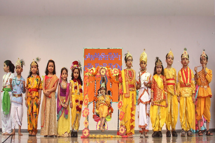 K L International School-Festival Celebration