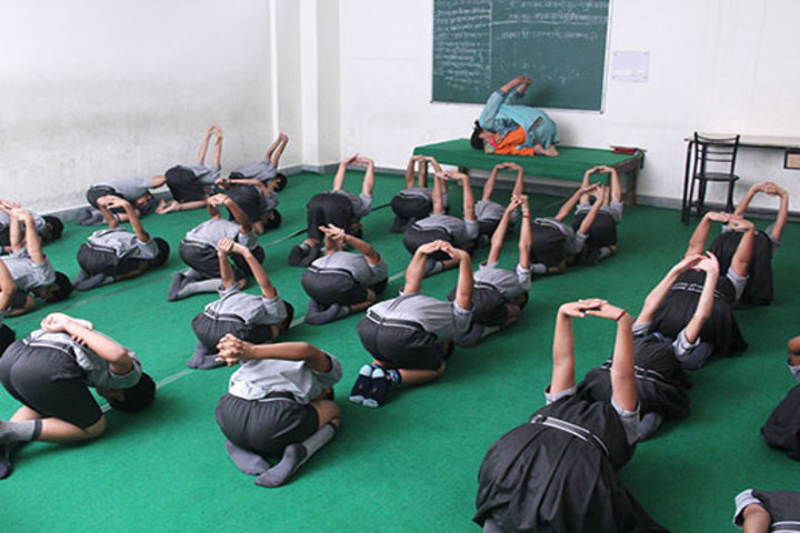 K L International School-Yoga