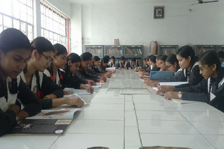 K R Education Centre-Library