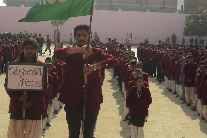 K R Education Centre-Parade