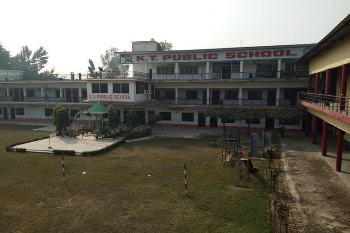 K T Public School-Campus View