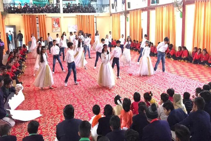K T Public School-Dance