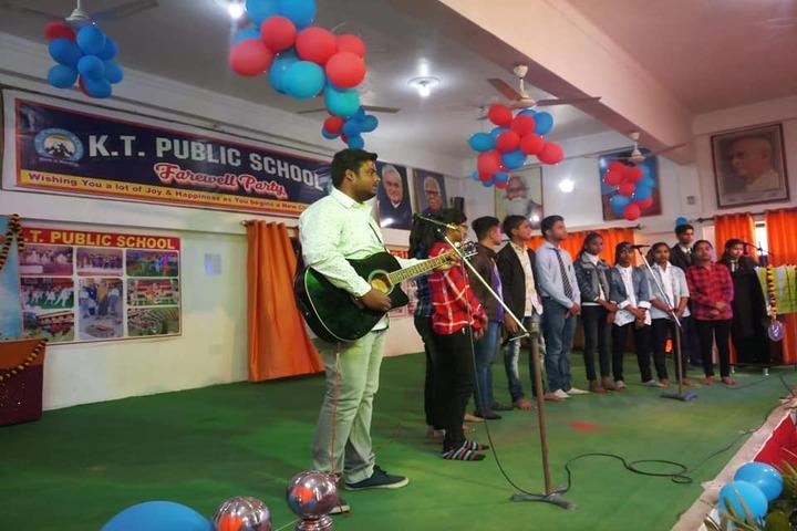 K T Public School-Farewell Day Celebrations