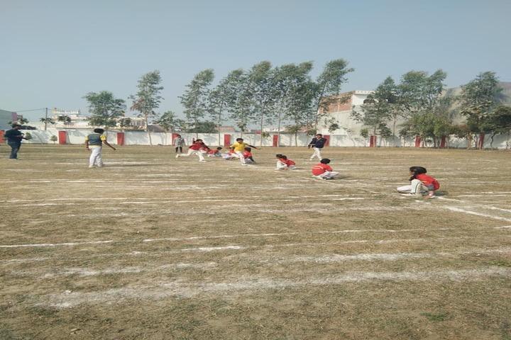 K T Public School-Sports