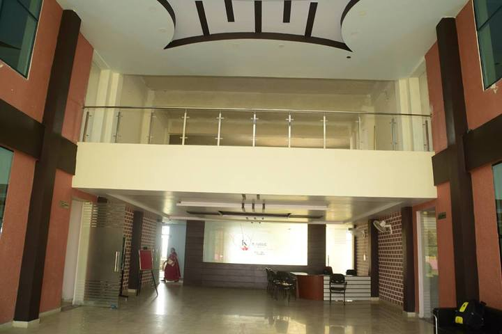 K. D. Public School-Campus Inner View