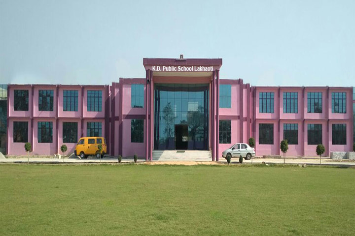 K. D. Public School-Campus View