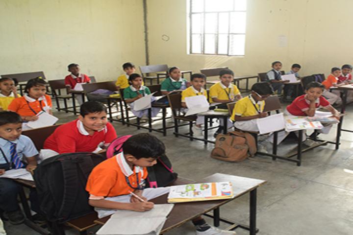 K. D.  Public School-Classroom View
