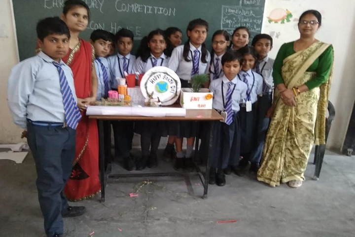 K. D. Public School-Earth Day Celebration
