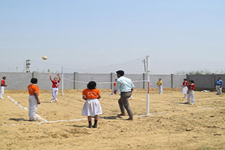 K. D.  Public School-Sports