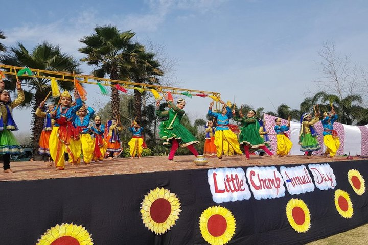 K. L. G. Public School-Annual Day Celebrations