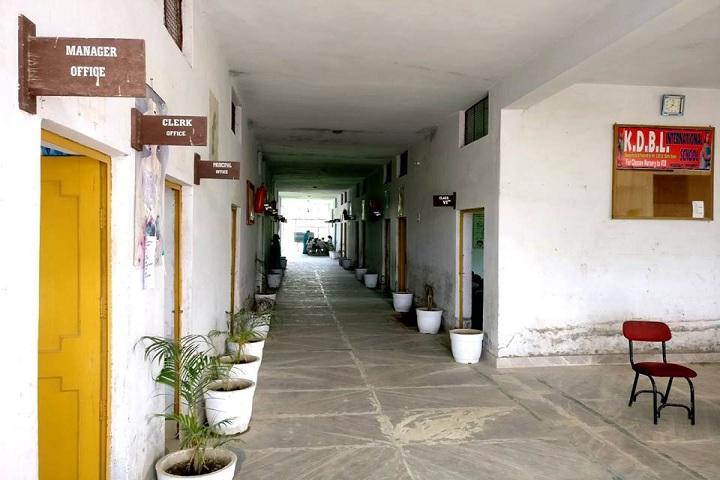 KDBL International School-Campus