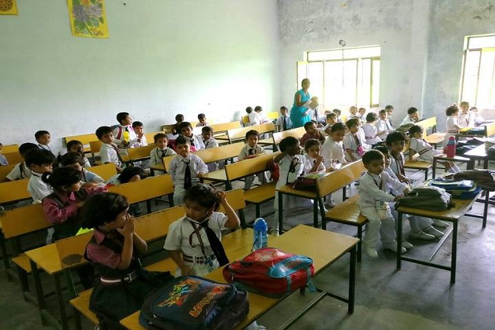 KDBL International School-Classroom