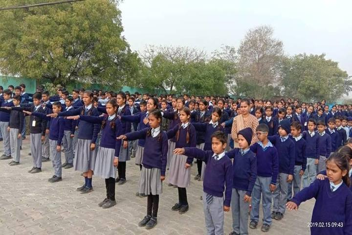 K.D.S International School-Assembly View