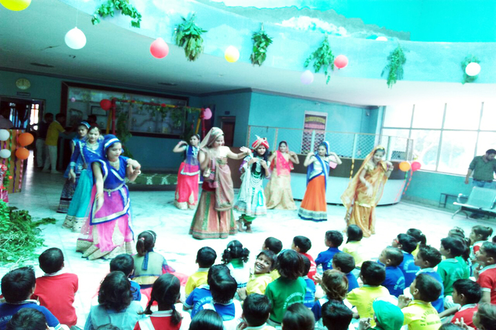K.D.S International School-Independence Day Celebrations