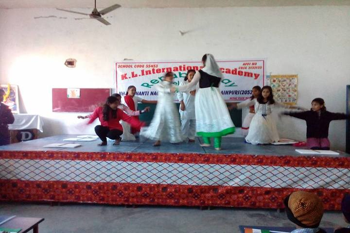 K.L.International Academy-Dance