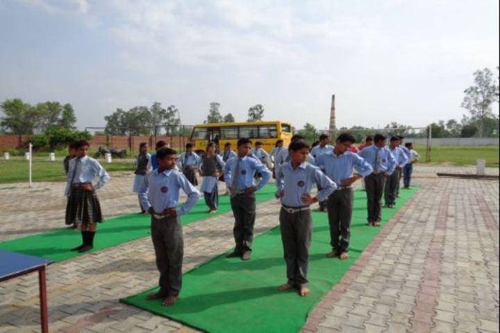 K.L.International Academy-Exercise