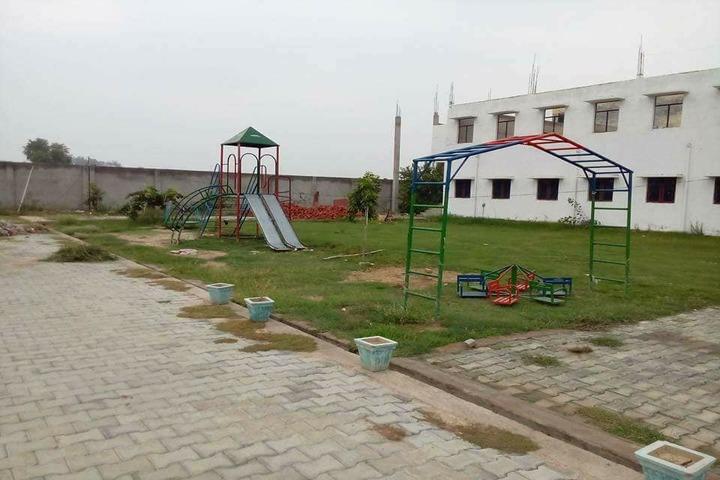 K.L.International Academy-Play Area View