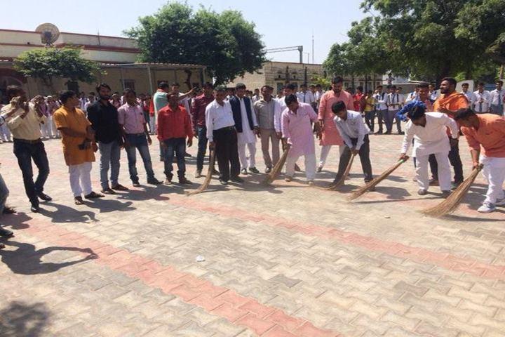 KM Public School-Activity