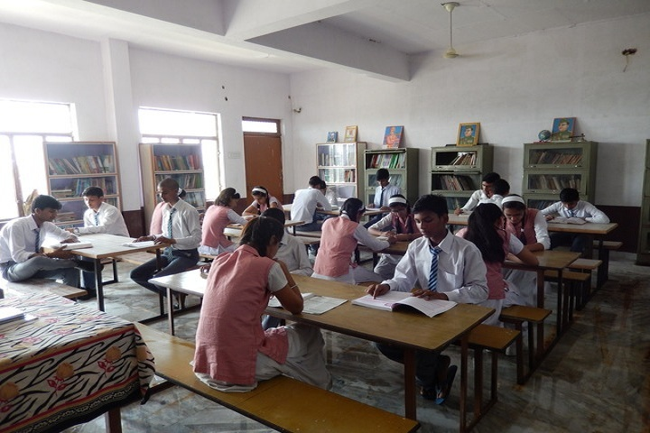 KM Public School-Library