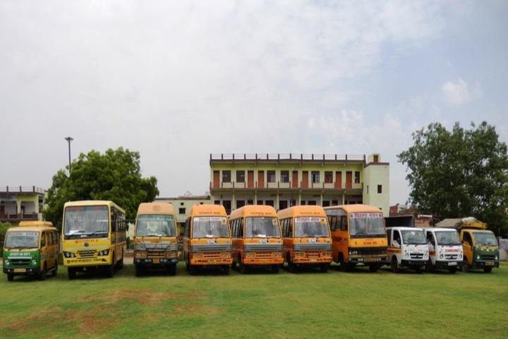 KM Public School-Transport