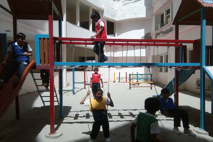 K.N.International School-Play Area