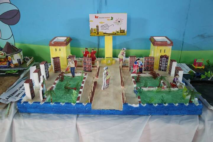 K.N.International School-Science Fair