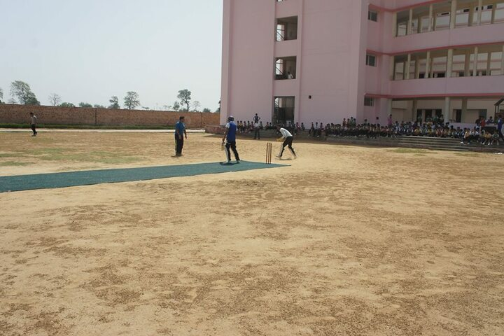 K.N.International School-Sports Ground View