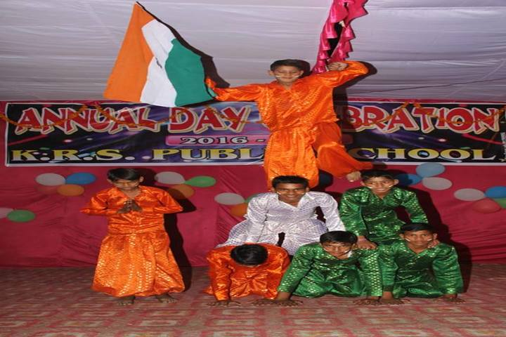 K R S D Public School-Dance