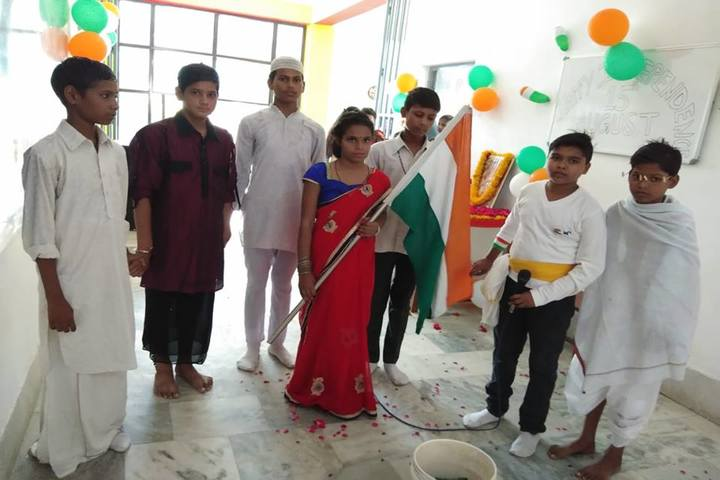 K R S D Public School-Independence Day Celebrations