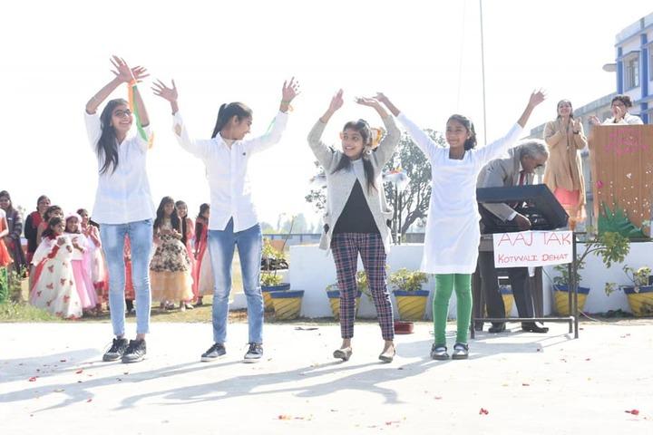 K S Childrens Academy-Dance