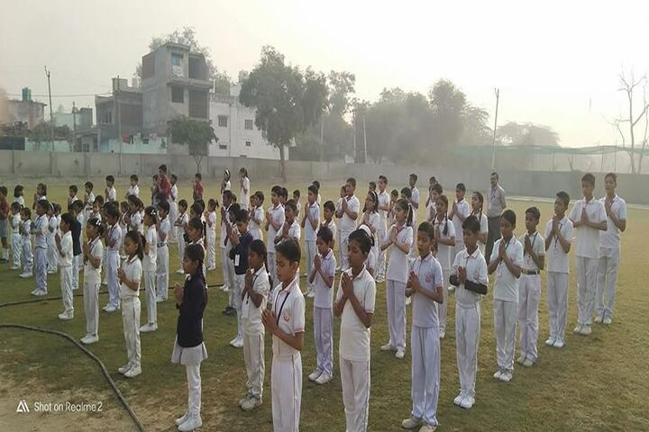 K.S.I. College-Assembly View