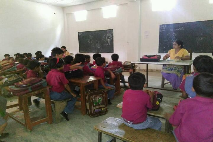 K.S.I. College-Classroom View