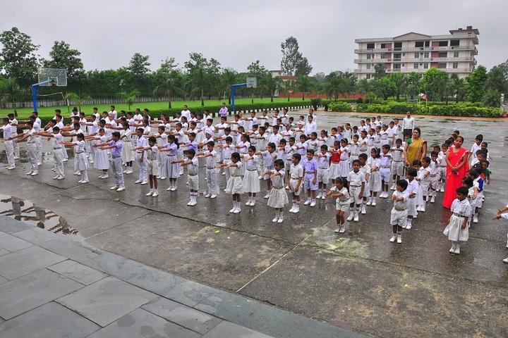 K S K Academy-Assembly