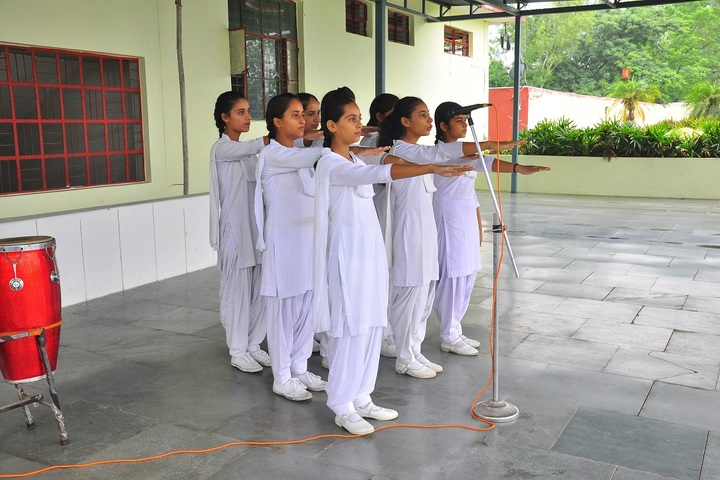 K S K Academy-Group Singing