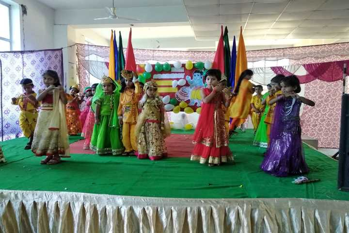 K S K Academy-Janamastami Celebrations